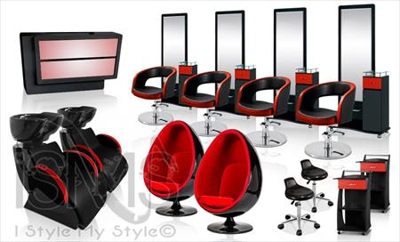 cher black red set salon istylemystyle