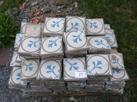 materiaux anciens carrelages boch