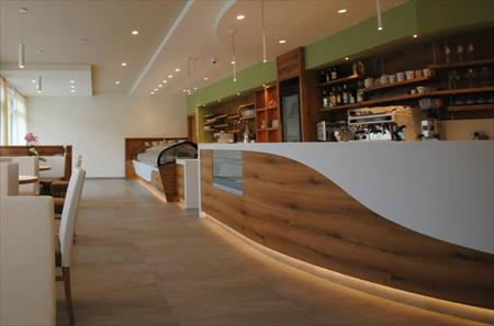 Comptoir Moderne Design Cafe Bar Restaurant Fast F