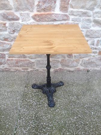 tables et chaises bistrot occasions et