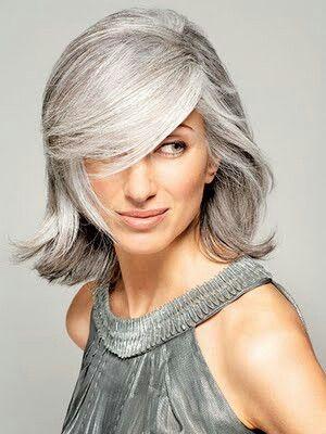 mes cheveux sont ils gris ou blancslecoloriste - Coloration Blond Gris
