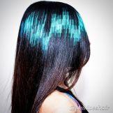 Après les imprimés, Pixel hair