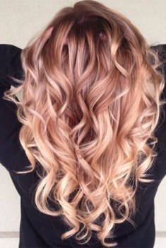 Cheveux Rose Gold-Rose Gold Hair, lecoloriste