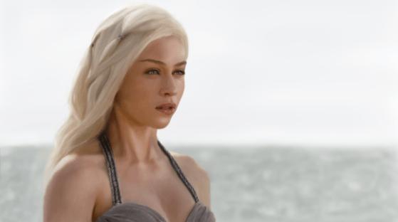 La face cachée d'Emilia Clarke dans Game Of Thrones, le coloriste