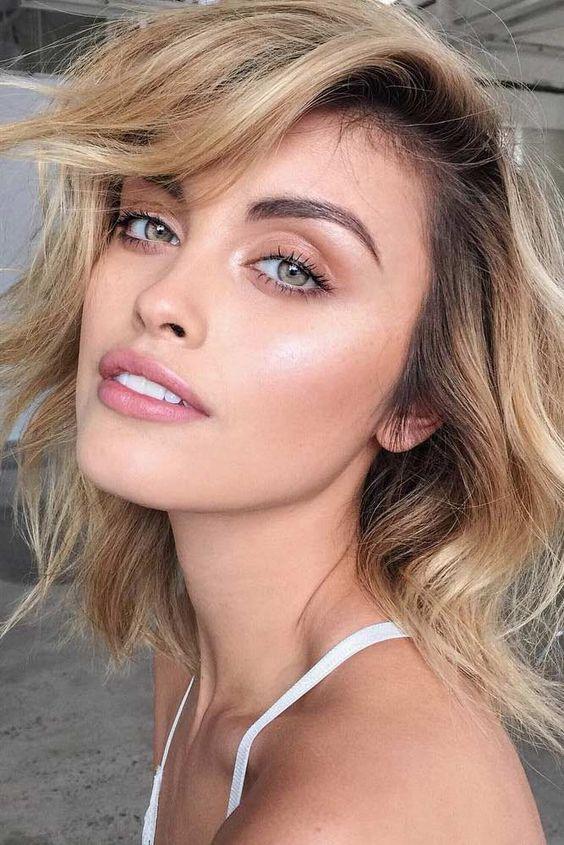 le maquillage naturel à la cote en 2017, lecoloriste