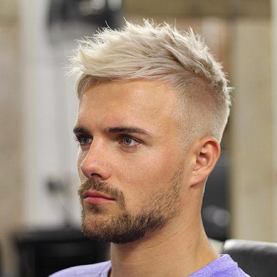 Teindre des cheveux en blanc