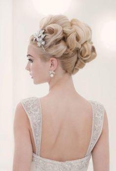 Coiffure Mariage-Wedding Hair, lecoloriste