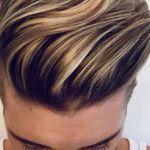 Les hommes méritent des cheveux en santé