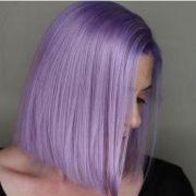 Comment se colorer les cheveux couleur Lilas
