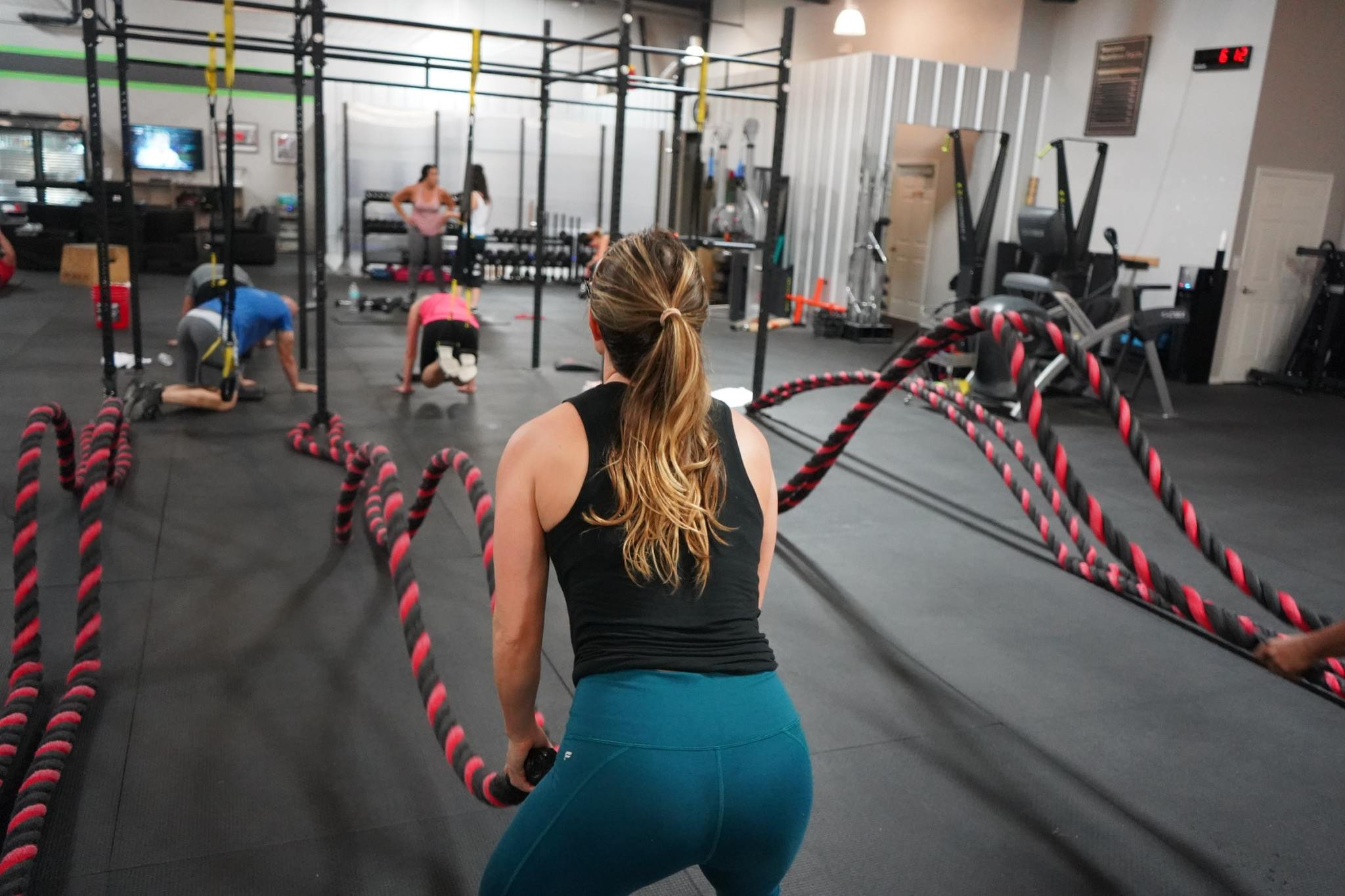 le Complexe - circuit training