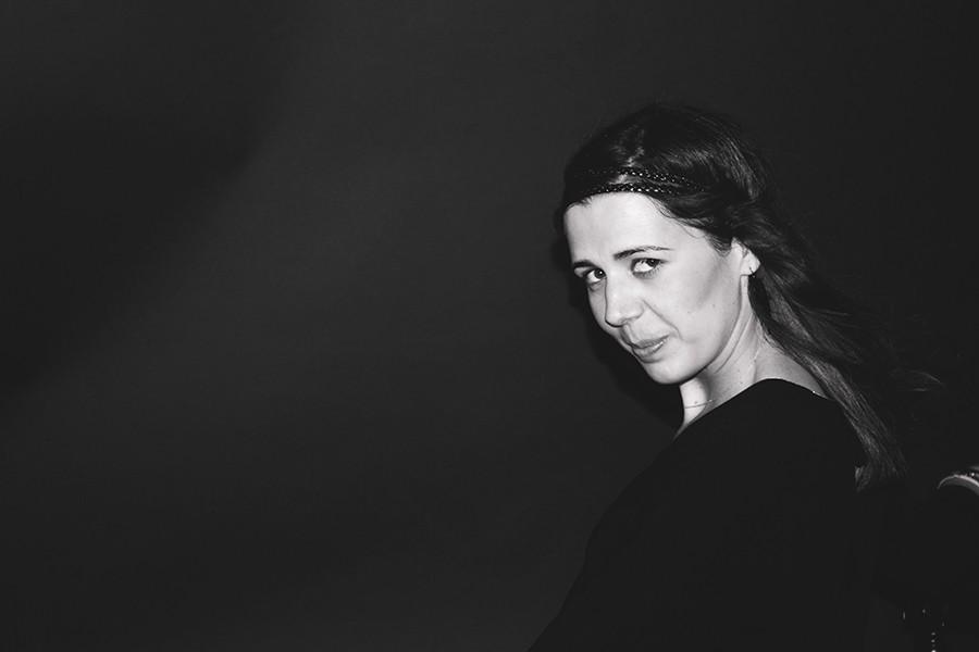 (c) BABOUCHKATELIER mai 2013 - en studio pour mon EVJF