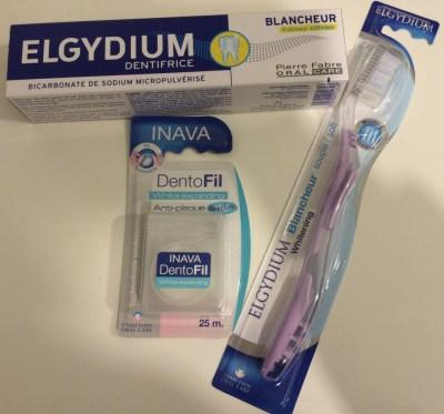 kit blancheur elgydium