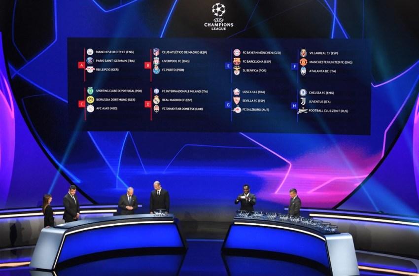 Ligue des champions: revanche PSG-Manchester City, Bayern-Barcelone au programme