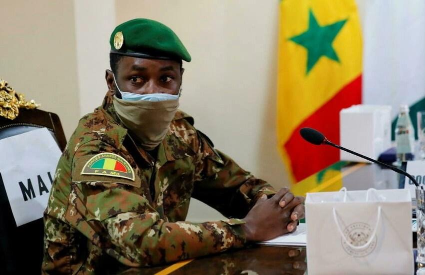 Mali: la Cédéao se montre ferme avec le président de la transition Assimi Goïta