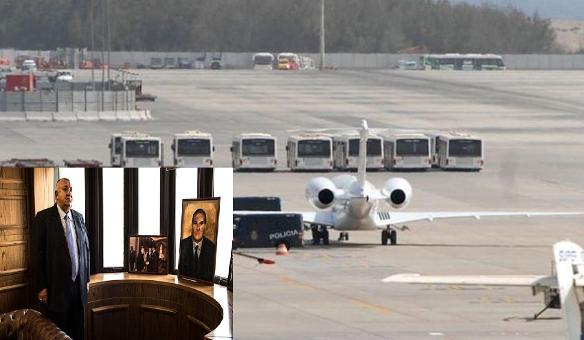Affaire jet privé intercepté en Espagne : c'est l'homme d'affaires Mohsen Hojeij qui a alerté le FBI et la CIA