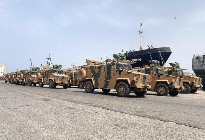 Une commande d'armes de guerre à 107 milliards du Congo à la Turquie fâche la Chine