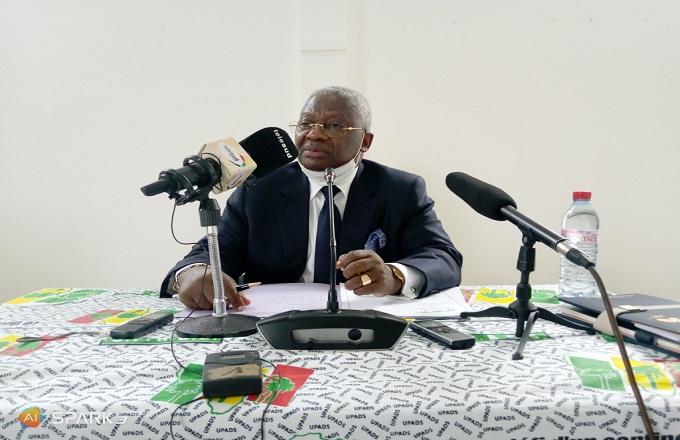 Tsaty Mabiala sollicite à Sassou  la libération des leaders de l'opposition emprisonnés en 2016
