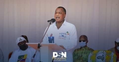 Le discours le plus nul de Sassou