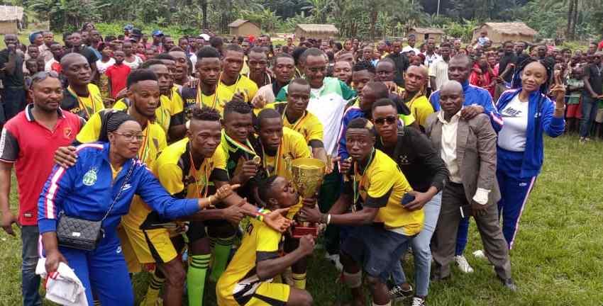 Challenge Ba Ndami : Mboua remporte la 5e édition