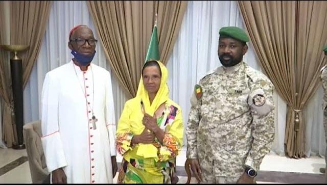 Mali : une religieuse colombienne libérée après quatre ans de captivité