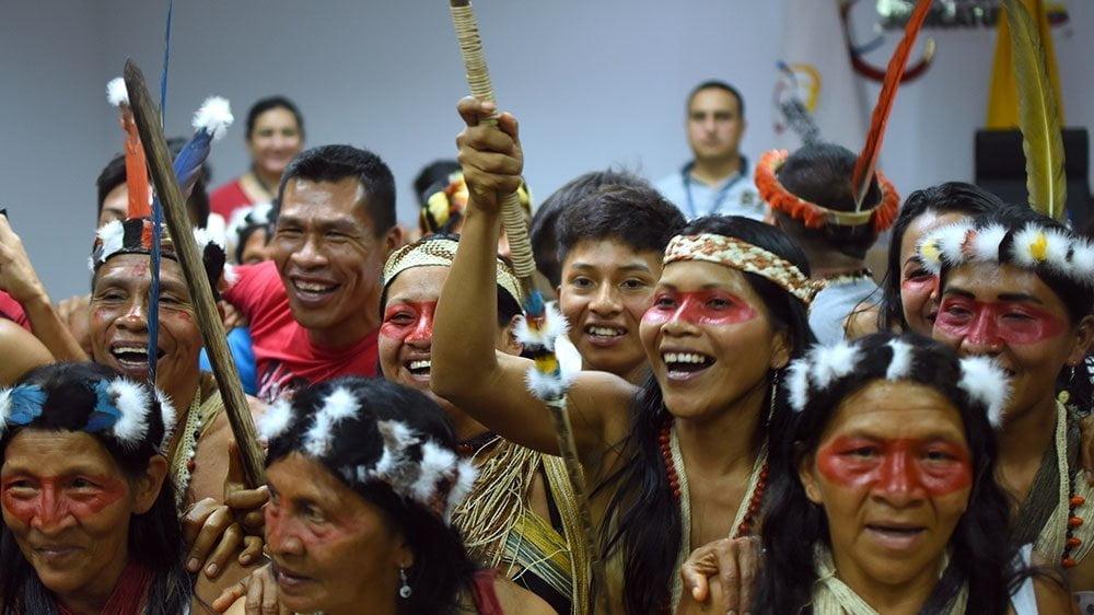 Ecuador, nuova vittoria per gli indigeni Waorani