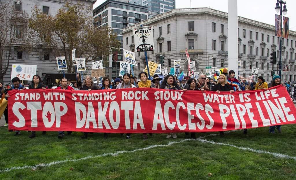 Dakota Access Pipeline proteste