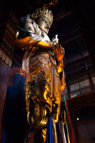 El Monasterio de Gandantegchinlin