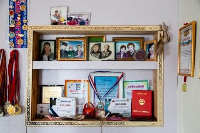 Family souvenirs