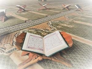 Le Coran pour tous - assise