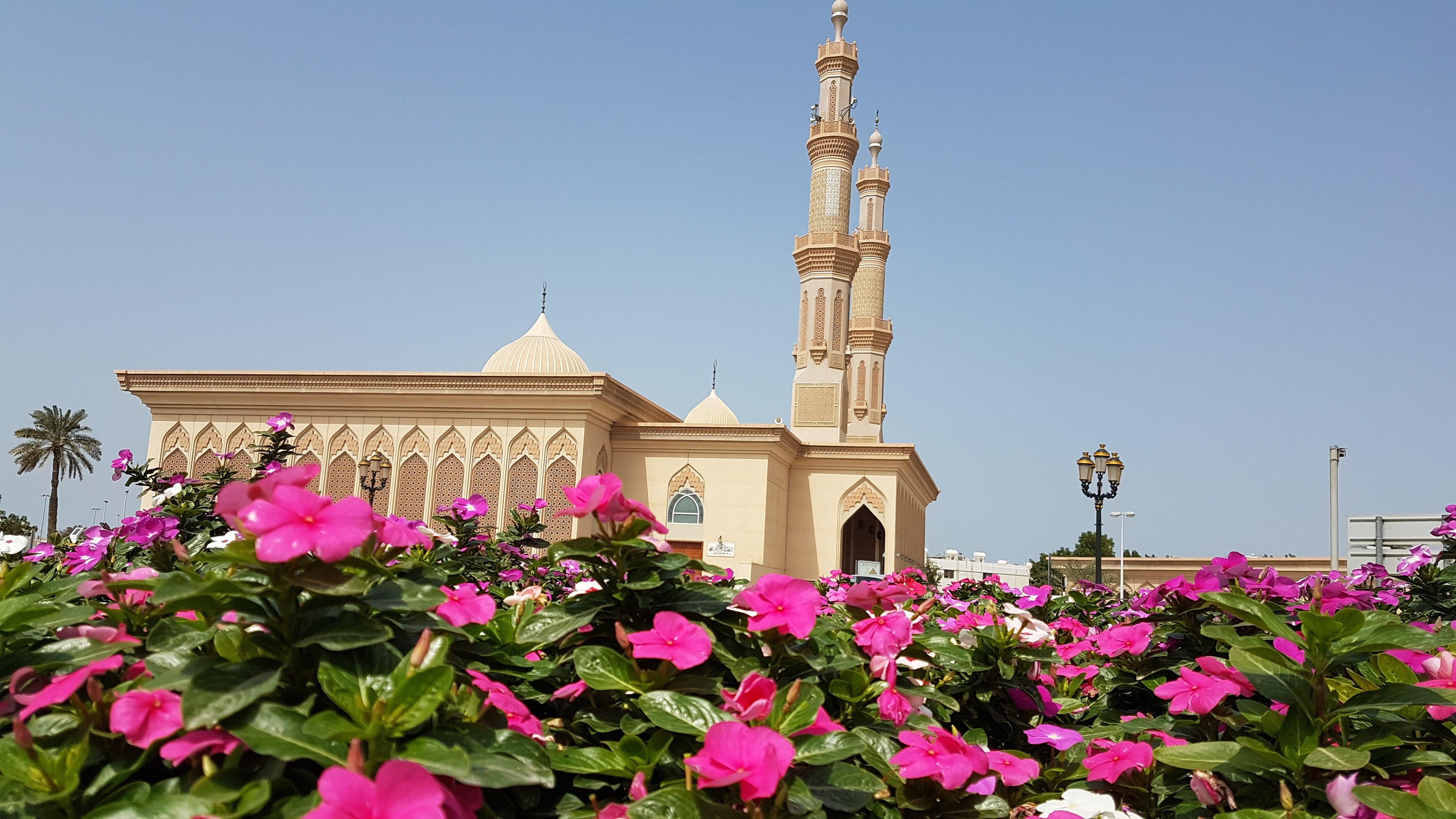 masjid EAU Dubai Charjah le Coran pour tous Formation Nourania en ligne