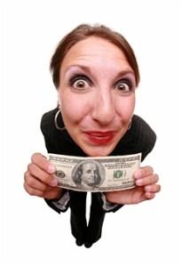 Budget pour les cosmétiques et produits ménagers sur un an