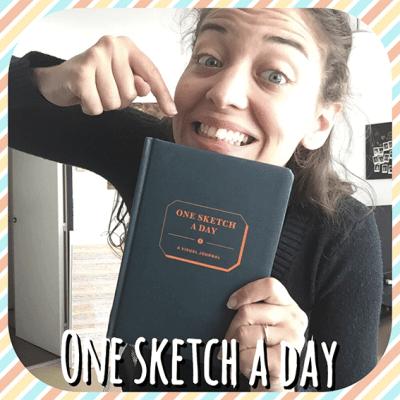 voila un livre de visualisation pour dessiner tous les jours