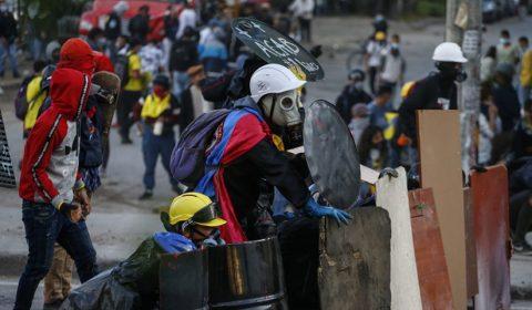 Disparitions forcées en Colombie