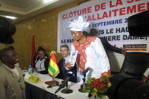 remise de satisfecit aux ONG engagées dans la lutte contre la malnutrition en Guinée