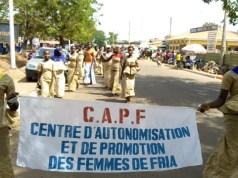 Fria: Le Directeur général du CAPF demande l'appui des autorités