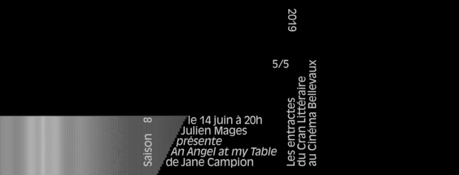 Les entractes du cran #5/5 Mages/Campion — vendredi 14/06/2019, 20h