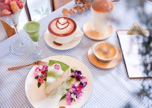 屏東縣屏東市|小白咖啡店 拐進巷弄裡遇見小清新 木糠蛋糕  (菜單)