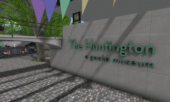 The Huntington - A Gacha Museum