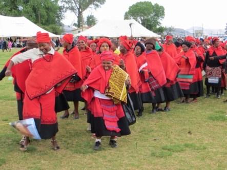 Masitise Presbytery Procession