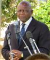 The Principal Chief of Mokhotlong Mathealira Seeiso