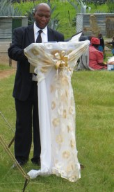 Pastor S. S. Mosololi