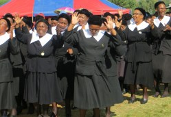 Members of the Mother's Union