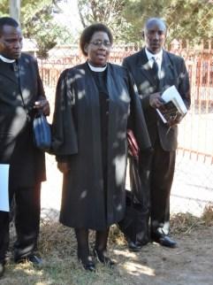 Rev. Merriam Maitumeleng Fotho, NUL-LECSA Chaplain