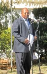 Scott Hospital Board Chairman Advocate Paul Mosuoe