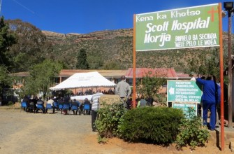 Scott Hospital Improvement Project Launch