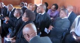 LECSA Pastors and Executive Committee members