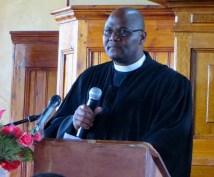 LECSA Moderator Rev. Tšeliso Simeon Masemene