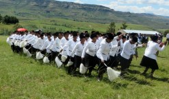 Basali ba Kereke members of Morija Presbytery