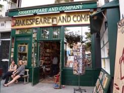 Librería Shakespeare & Company.
