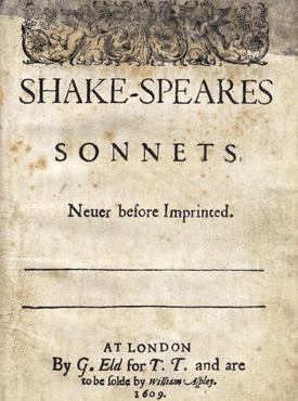sonnets-shakespeare
